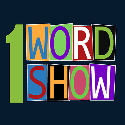 1 Word Show Logo