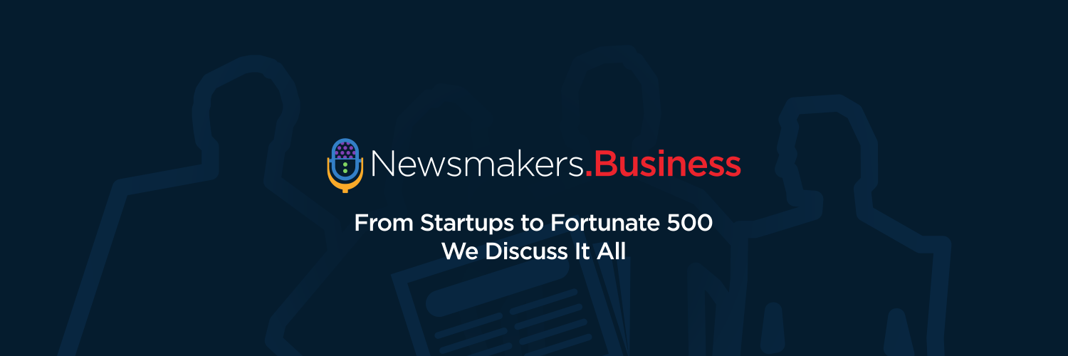 Newsmakers Business Cover