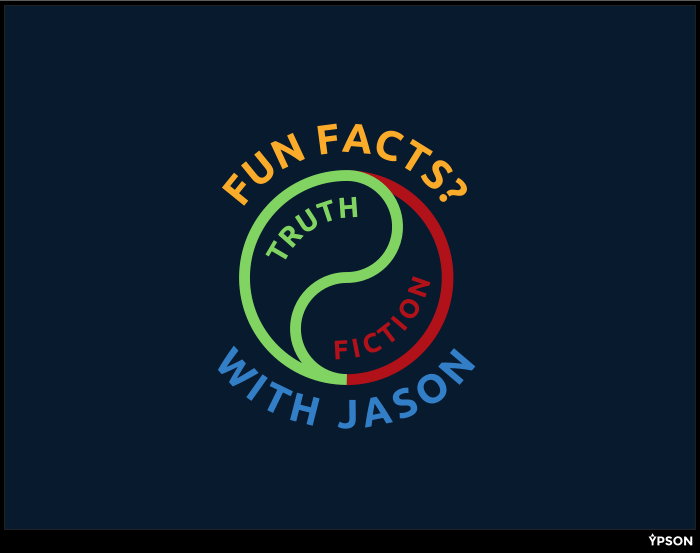 Fun Facts with Jason Logo