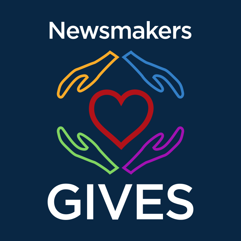 Newsmakers Gives Logo