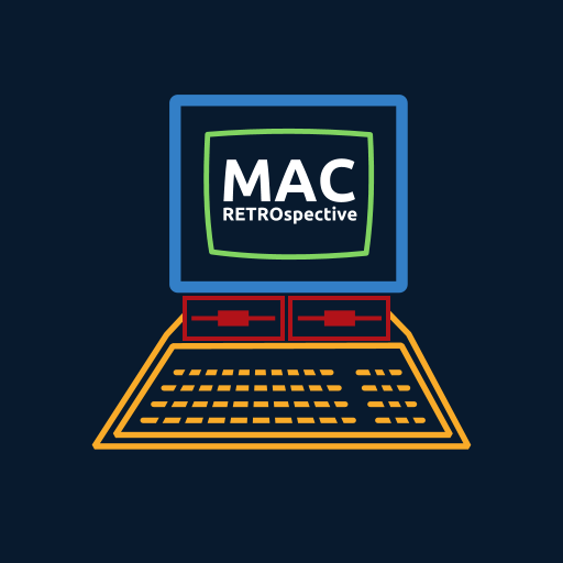 Mac Retrospective Logo
