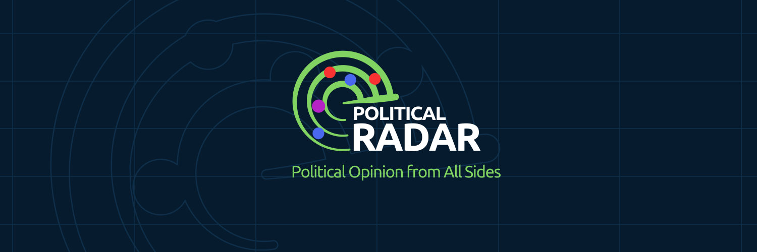 Political Radar Cover