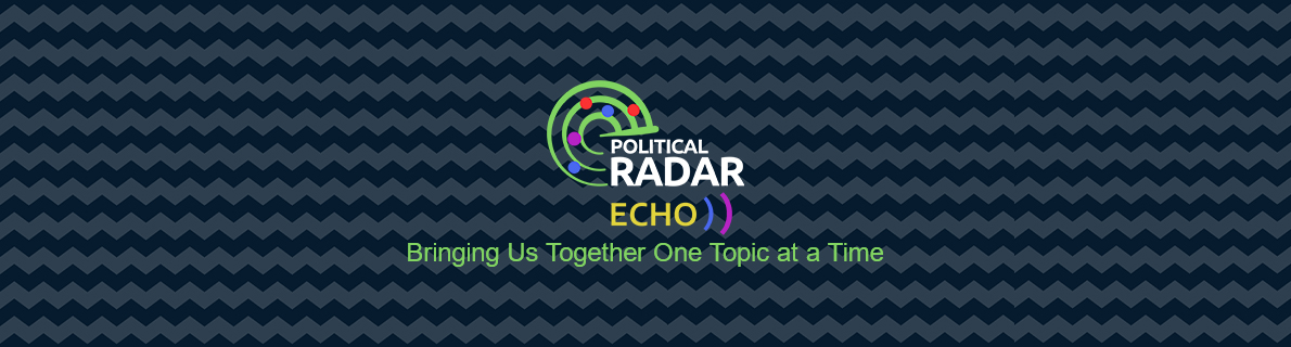 Political Radar Echo Cover