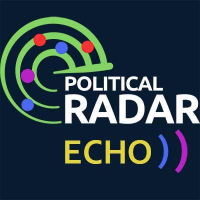 Political Radar Echo Logo