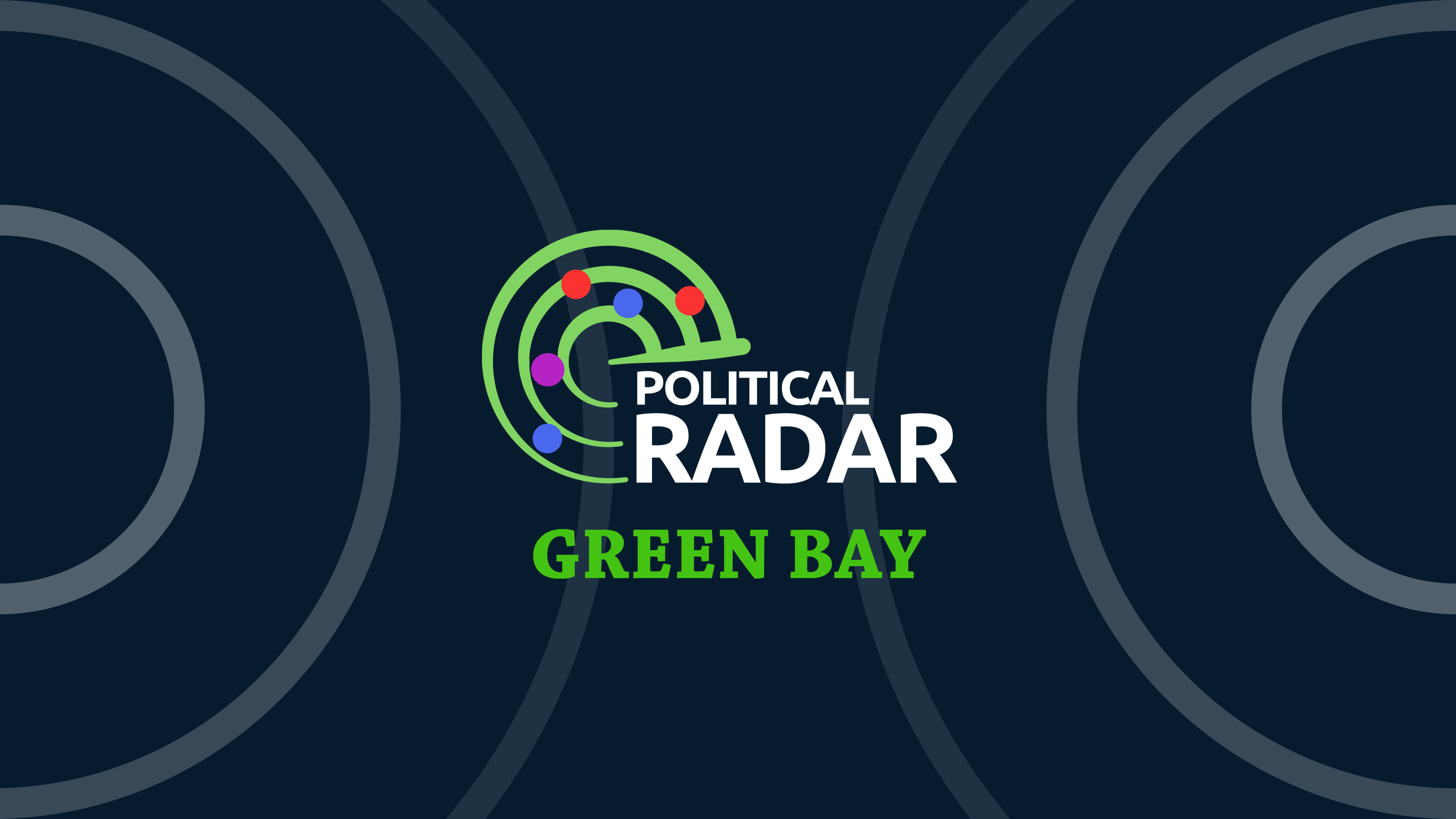 Political Radar - Green Bay Cover