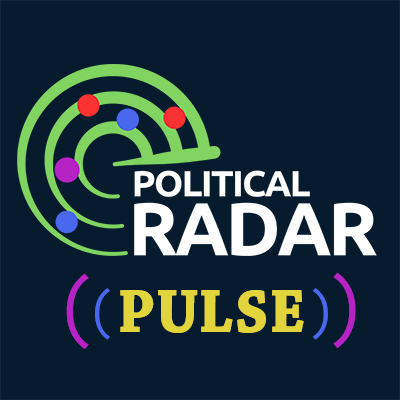 Political Radar Pulse Logo