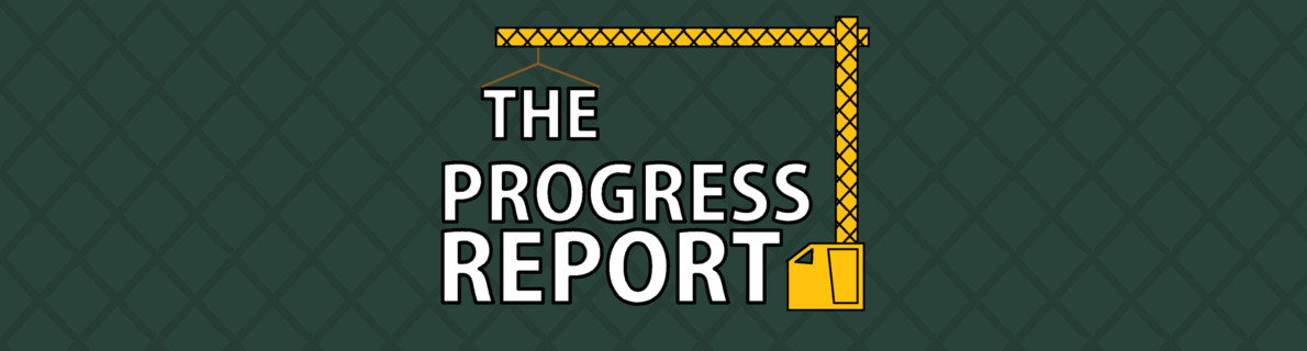 The Progress Report Cover