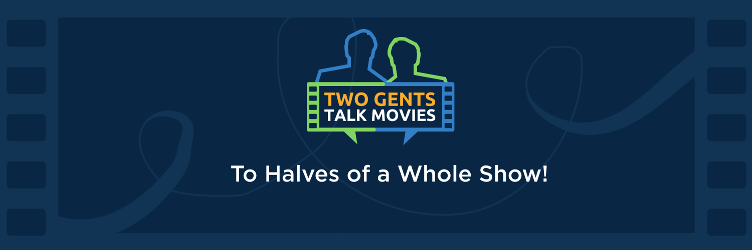 Two Gents Talk Movies Cover