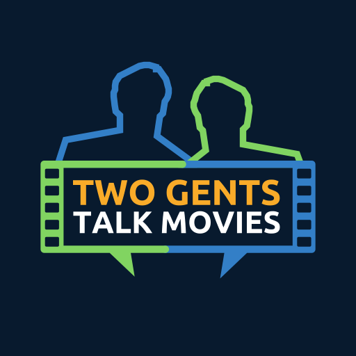 Two Gents Talk Movies Logo