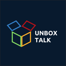Unbox Talk Logo