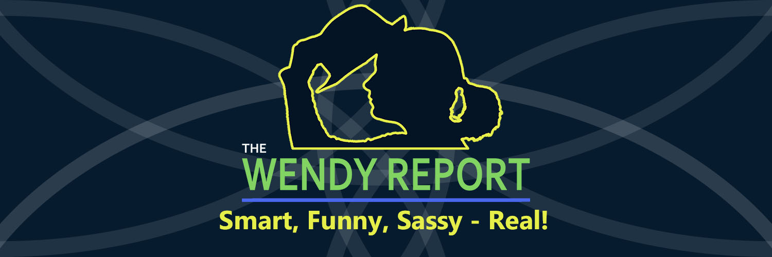 The Wendy Report Cover